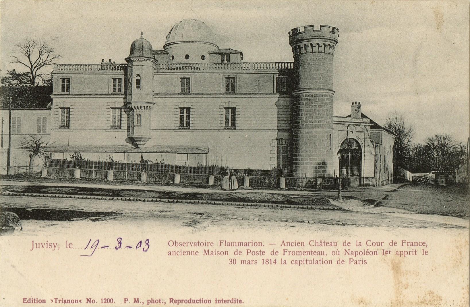 Juvisy_N7_observatoire_flammarion_1903